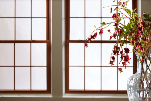 Double Hung Windows in Foxwood